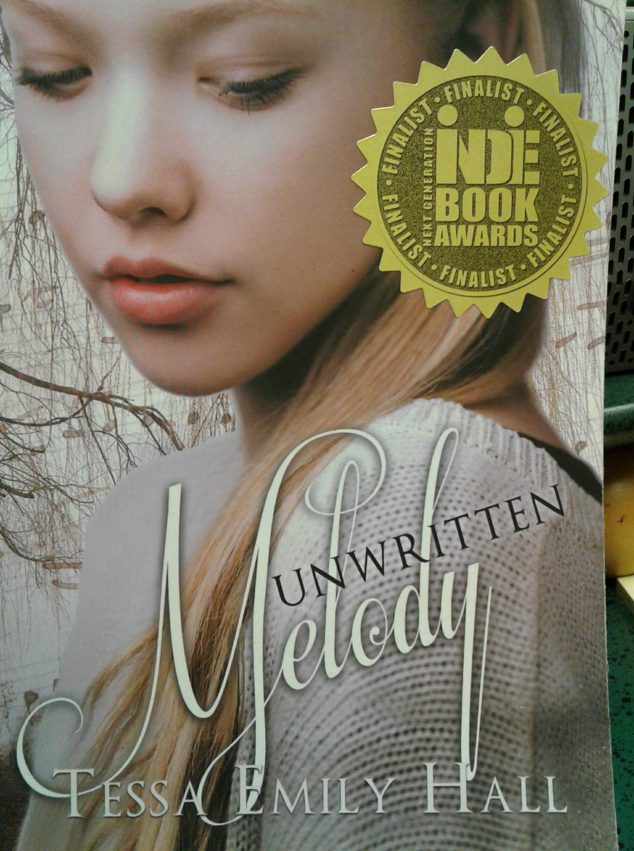 Review of Unwritten Melody by Tessa Emily Hall
